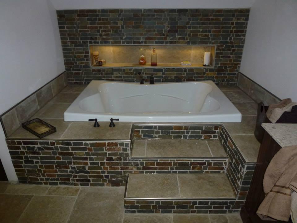 Photos de salles de bain affordable choisir carrelage for Choisir son carrelage de salle de bain